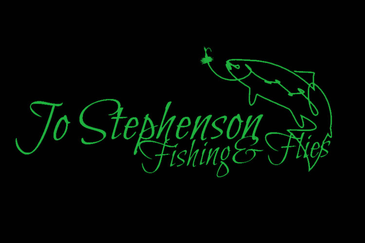 Jo Stephenson Fishing & Flies           ><(((*>