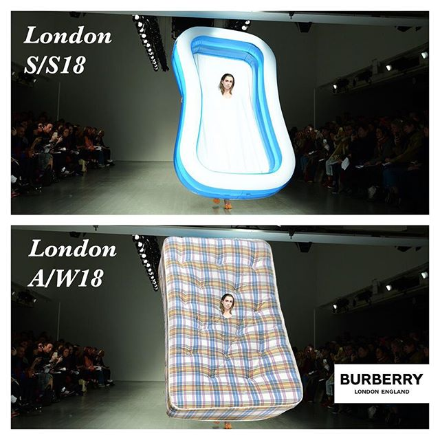 5 Reasons to buy this Mattress…  1. London Fashion Week spring/summer 2018 saw the bold and ever so fresh thinking 'pool' look grace the catwalk. Rumour has it Burberry have the winter version up their sleeve with a new print and warm winter vibe! Shop the look!🧥 2. Everyone loves working from their bed – in fact some of the best inventions in the world came to thought from a bed! With that in mind we introduce WeWorks latest office space. Perfect for hosting meetings at any time of the day and forever in prime location due to its movable qualities.👨‍💻 3. If you thought the avocado on toast fad was coming to an end think again! London's latest pop up allows you to enjoy a delicious brunch from the comfort of a worn in and extra comfortable bed. Feel free to have a pillow fight or better yet a food fight! 🥑  4. Be a part of winning a Guinness World Record and join in on Mattress dominos! Buy a cheap mattress now and gather some friends to get your name in that book! 🥇  5. The ultimate bush tucker trial – let the bed bugs bite! Perfect for upcoming Halloween parties, let the games begin with the trick being to spend the night on this mattress. 👻  #ogilvypipe
