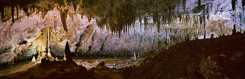 Carlsbad Caverns National Park, World Heritage Site, New Mexico