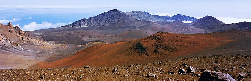 Haleakala National Park, Biosphere Reserve, Maui, Hawaii