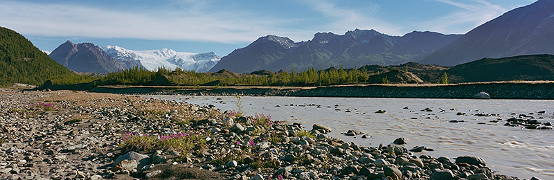 Wrangell-St. Elias National Park and Preserve, World Heritage Site, Alaska