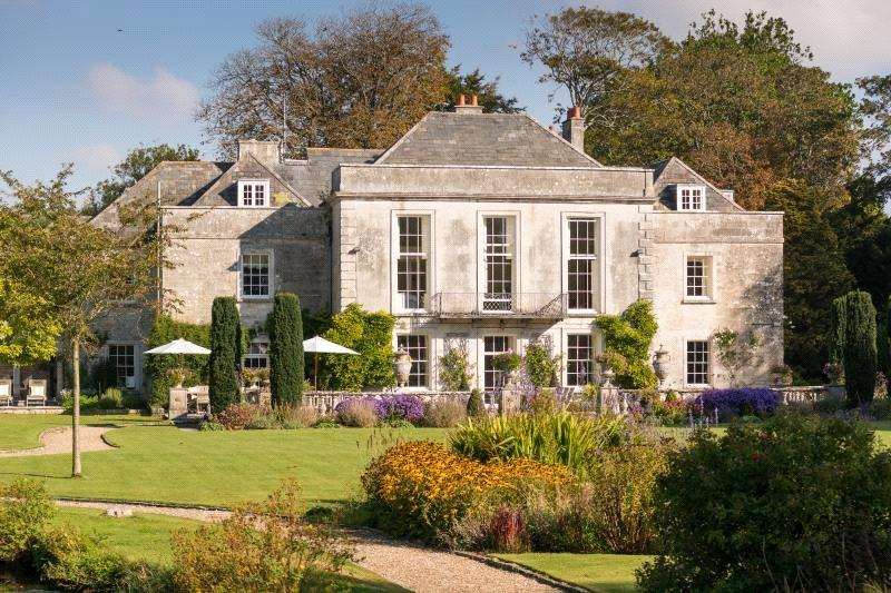 exquisite grade ii listed manor house for sale in dorset
