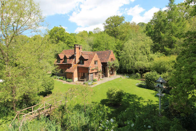 Beautiful Country Cottage For Sale In Kent