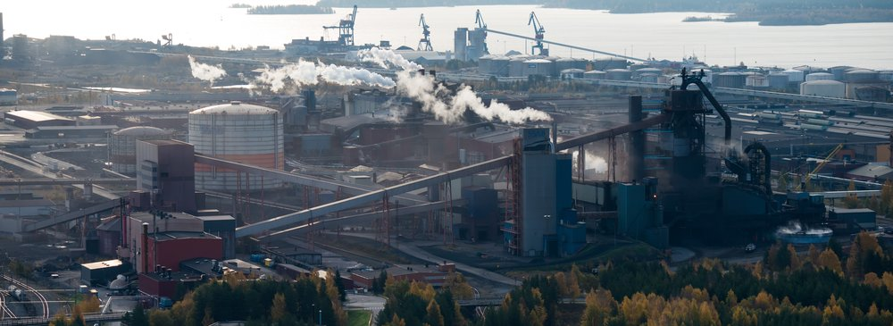 CRI's Emissions-to-Liquids technology at steel manufacturing plant in Sweden