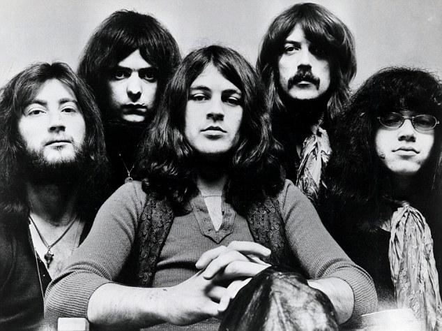 Deep Purple i.dailymail.co.uk