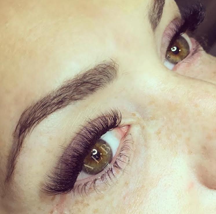 Russian Volume Lashes Explained    — Amy Elizabeth Beauty