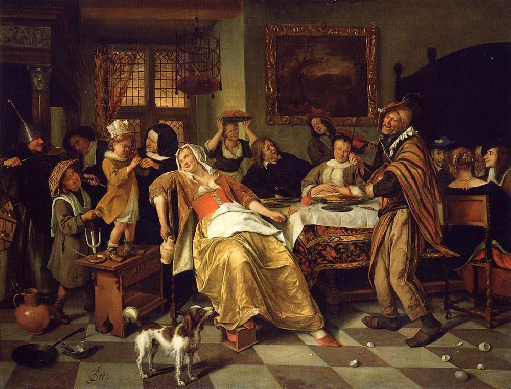 Twelfth Night by Jan Steed