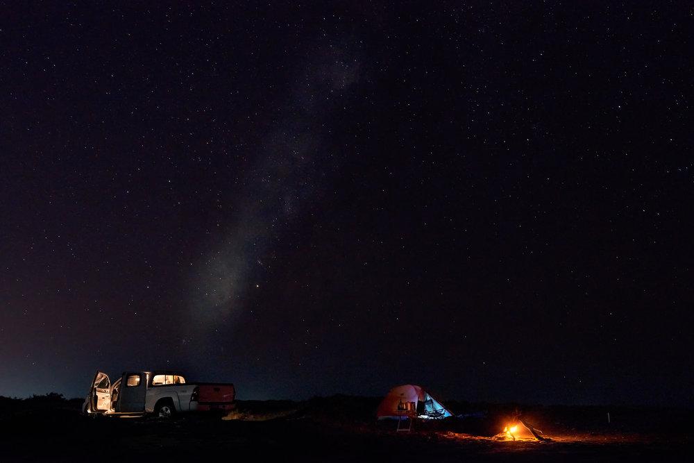 Under the Baja Stars