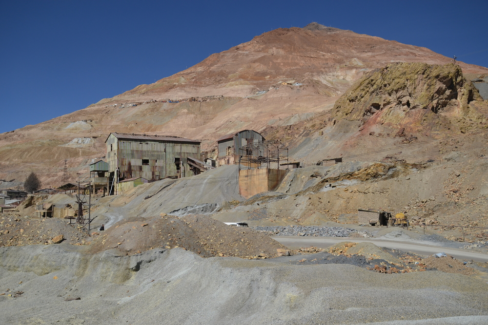 The Mines of Potosi.