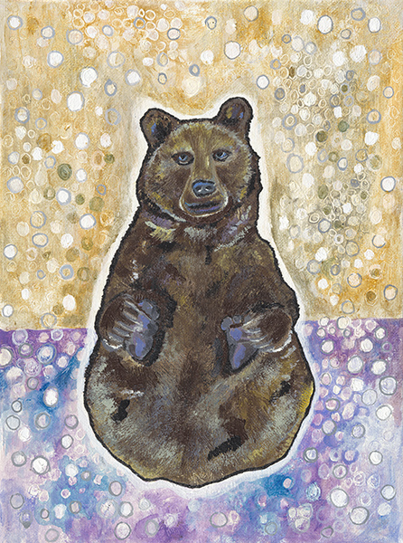 Brown Bear - SOLD