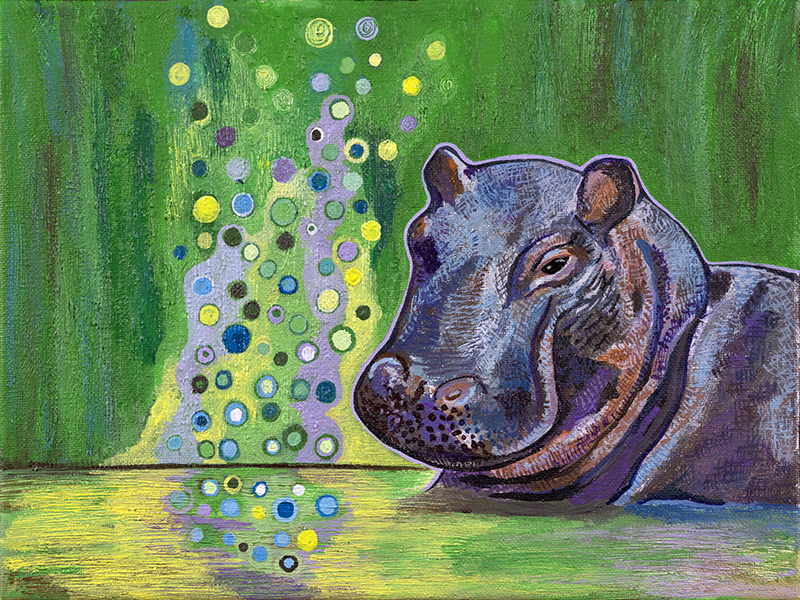 Hippo - SOLD