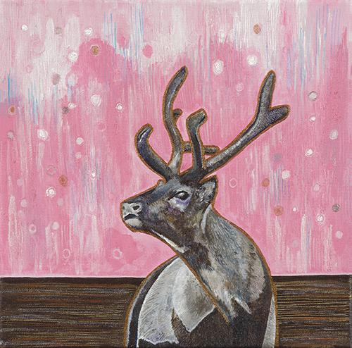 Reindeer - SOLD