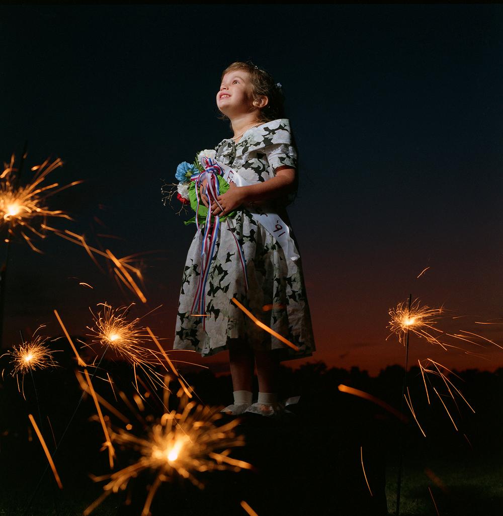 Little Miss Firecracker – Kayla Swanson - East Peoria, Ill.