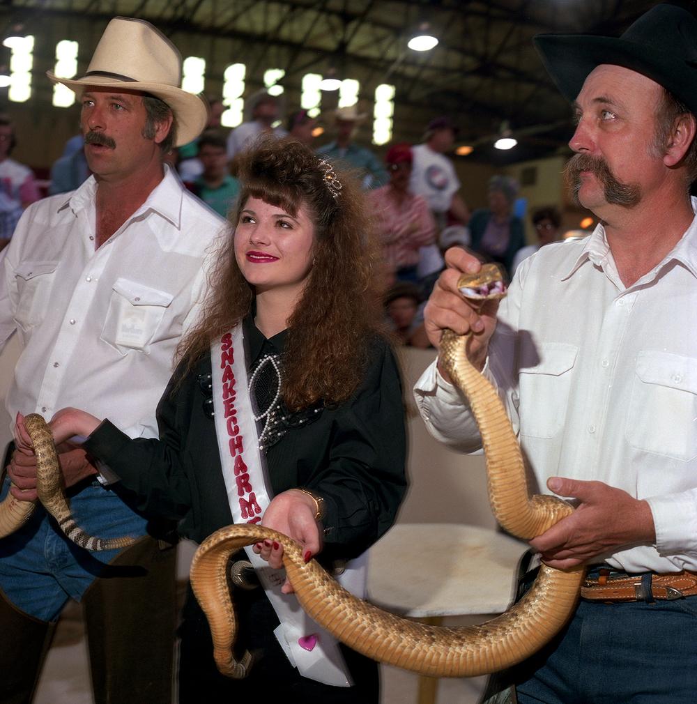 Miss Snakecharmer – Paige Allen – Sweetwater, Texas