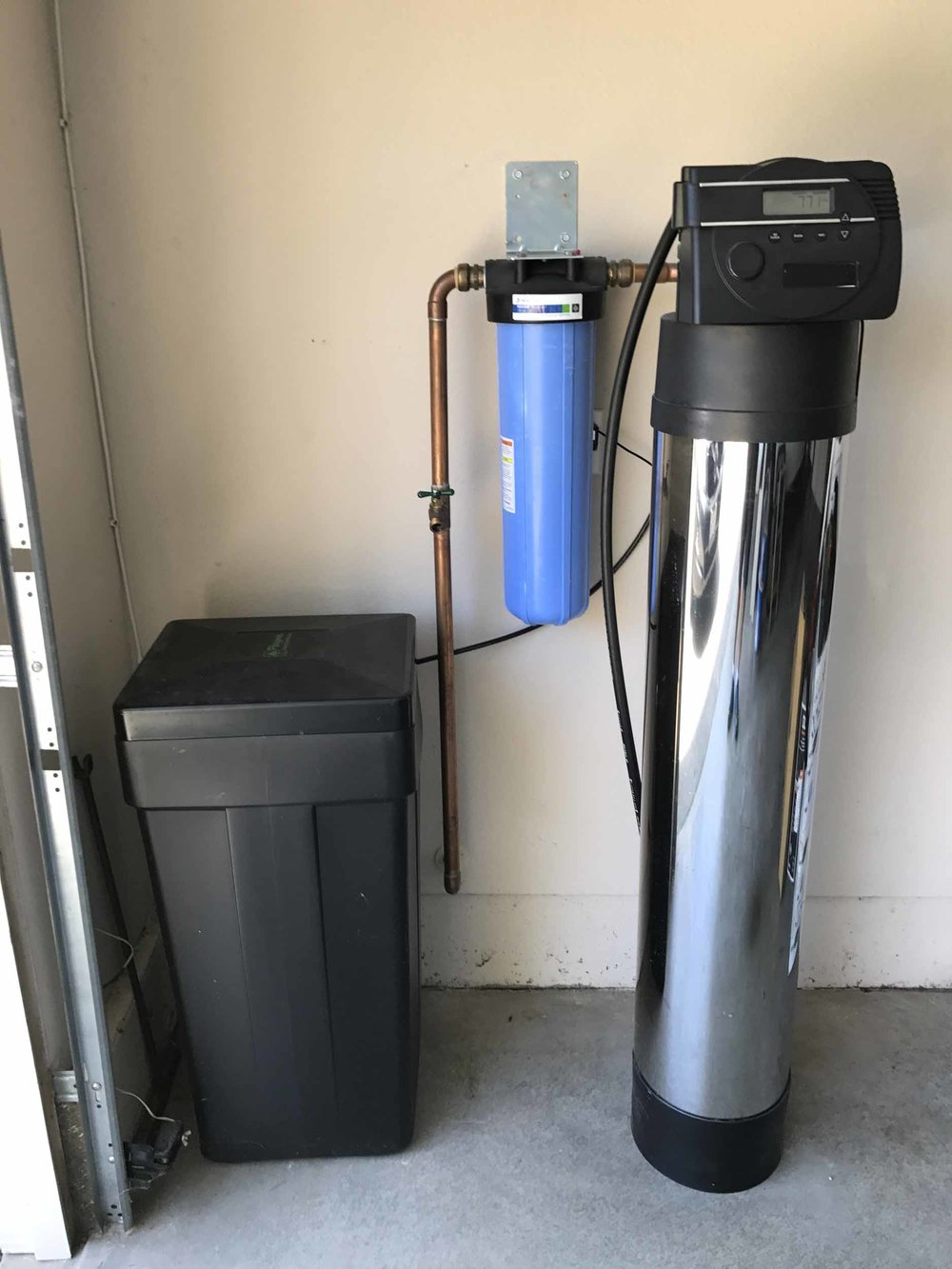 Water Filtration Systems - Get clean healthy water for you and your family.We install National Science Foundation (NSF) Approved Reverse Osmosis Systems.