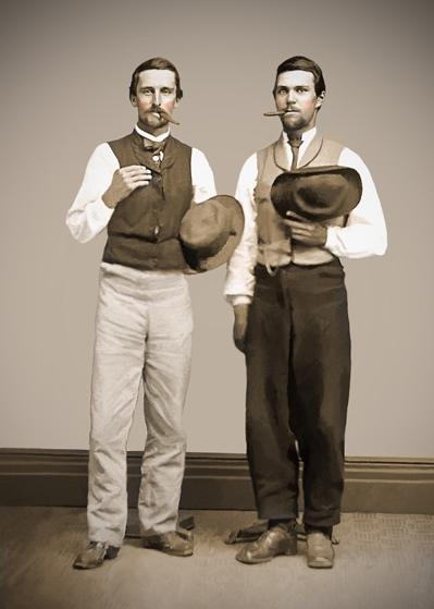 Henry Cornell & son, 1865.