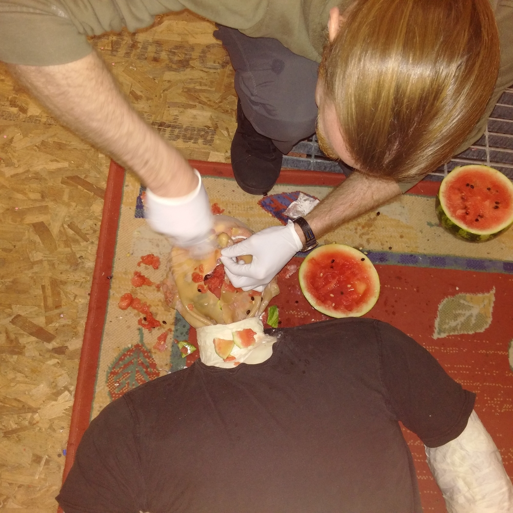Watermelon Airway Sim