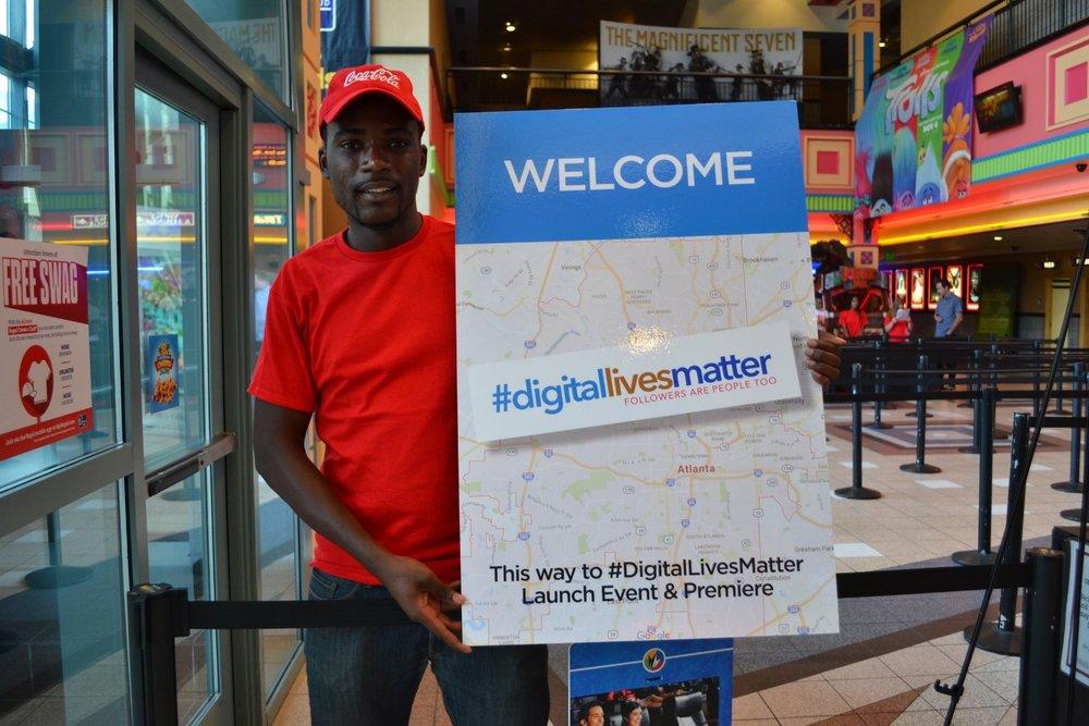 #DigitalLivesmatter - BronzeLens