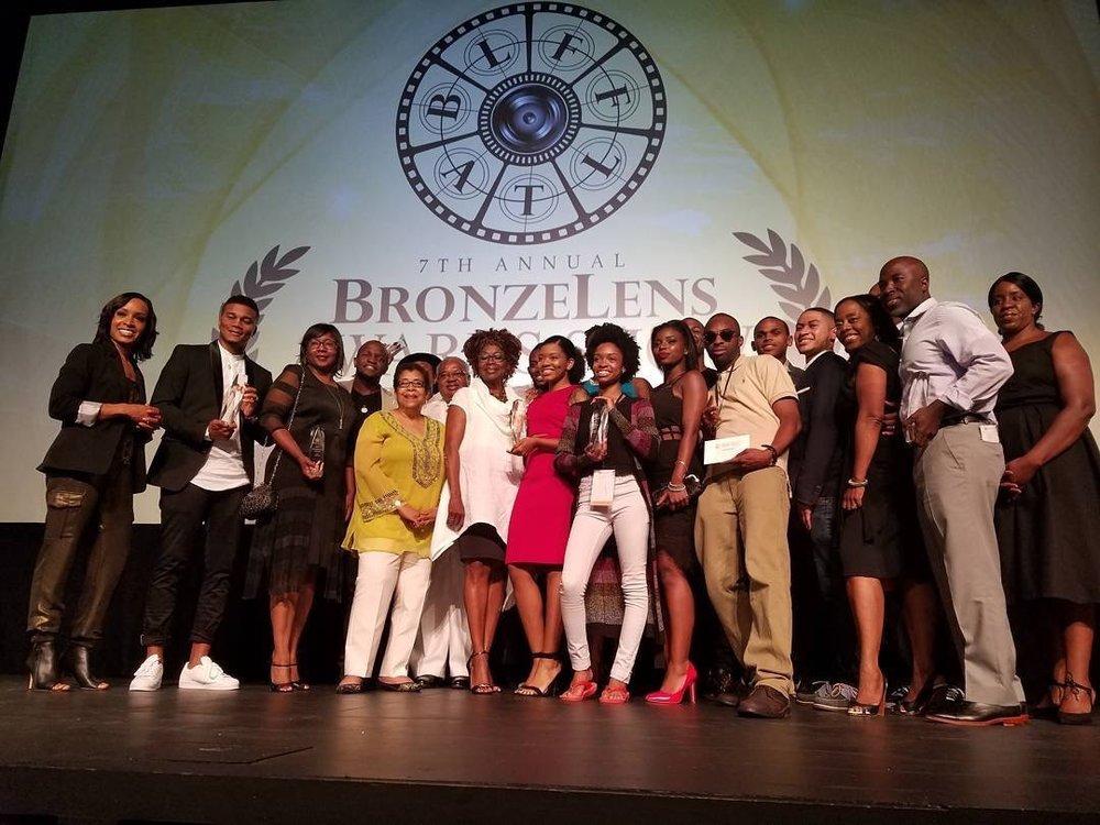 2016 BronzeLens Award Winners