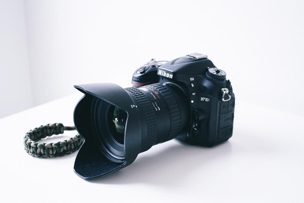 What\'s in My Bag: Breaking Down Nikon\'s Dx System — Keith Mokris