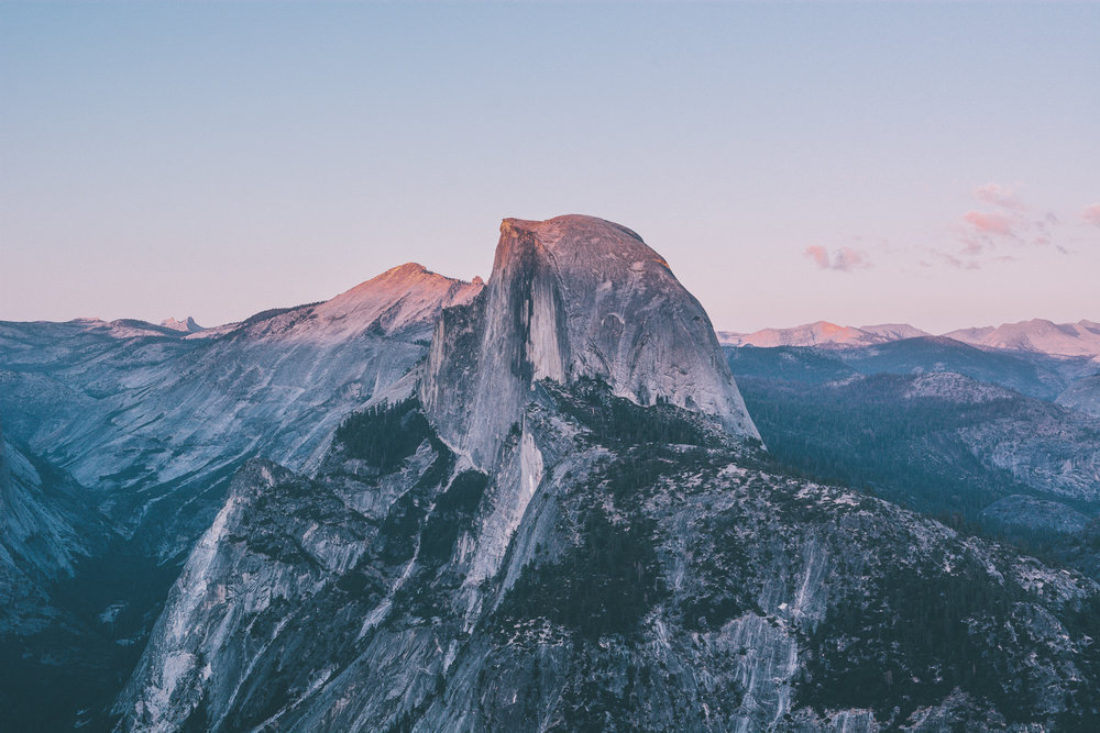 sunset-half-dome-yosemite