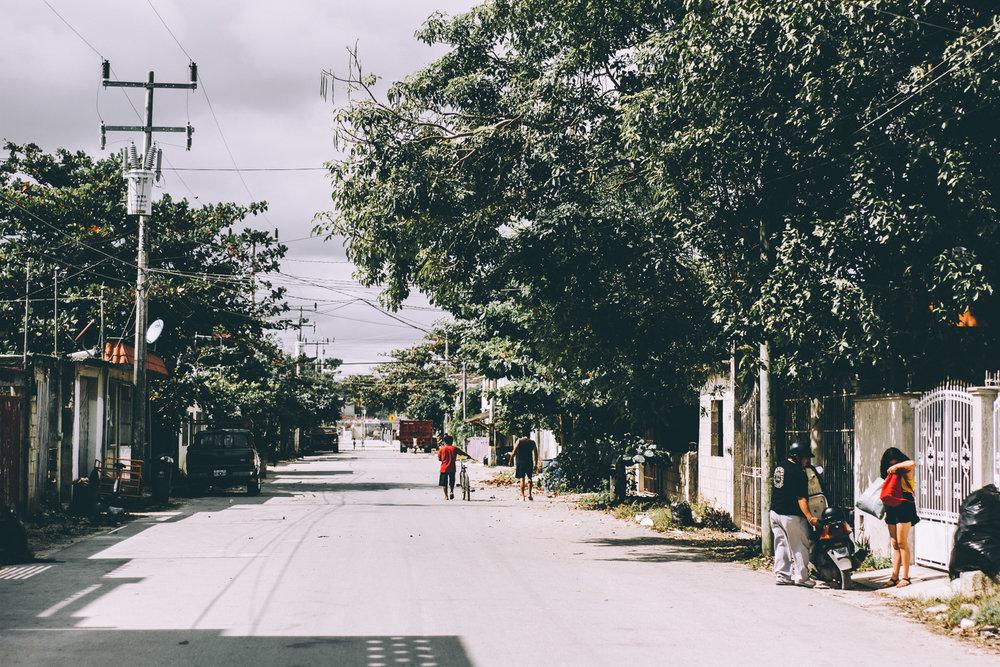Tulum street