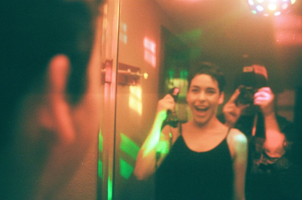 TONIGHT'S MUSE - presents (019) : NATALIA PONS.