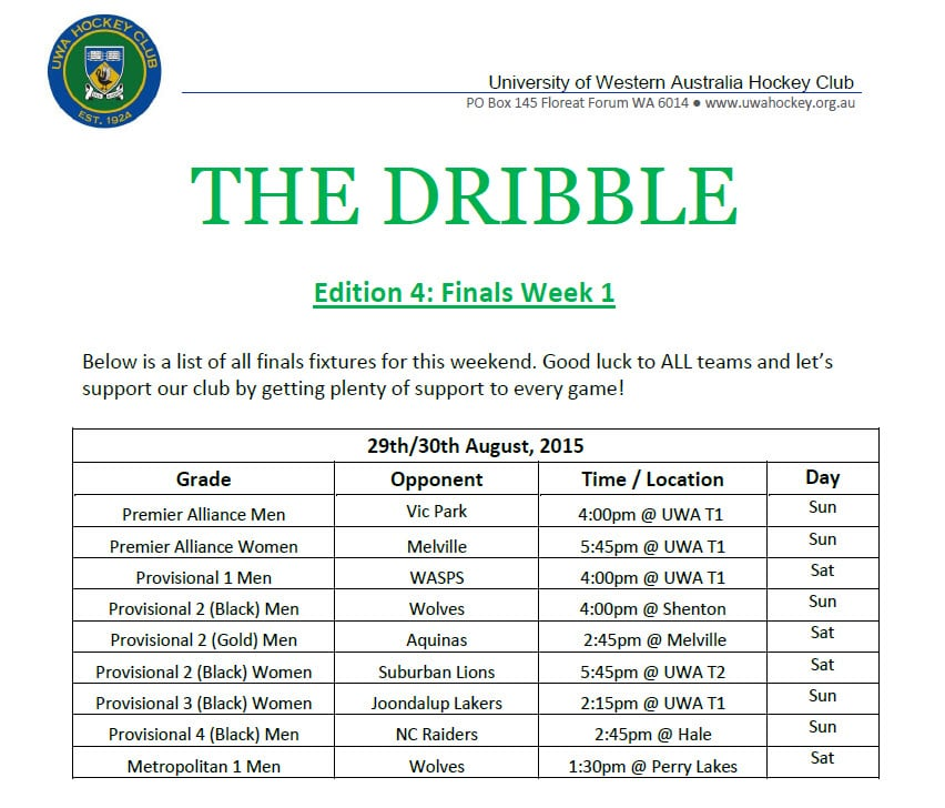 The Dribble Ed 4 Cover