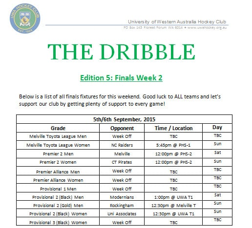 The Dribble Ed 5 Cover