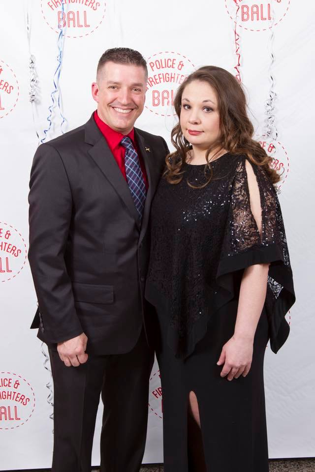 Red Carpet at the Police & Firefighters Ball