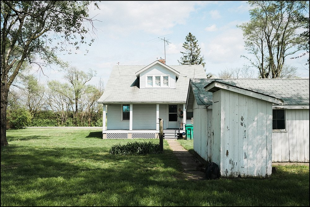 Groom's house