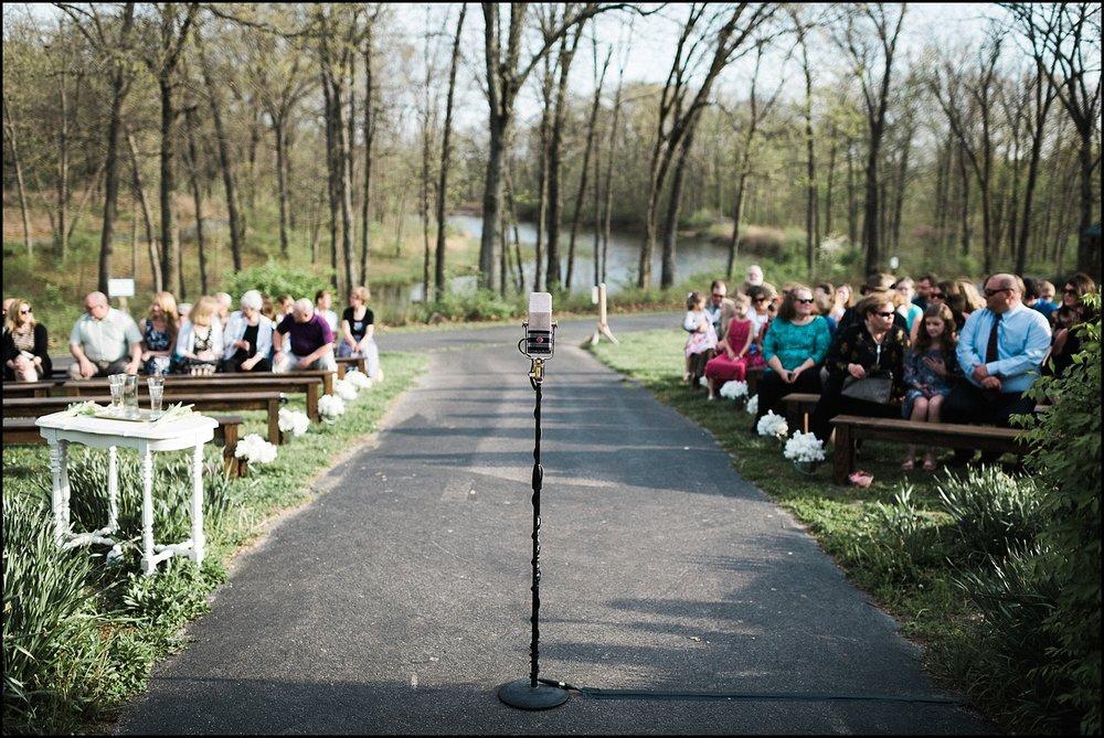 Ceremony before start