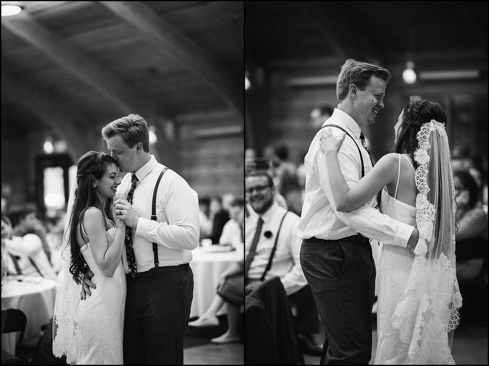 First dance pictures