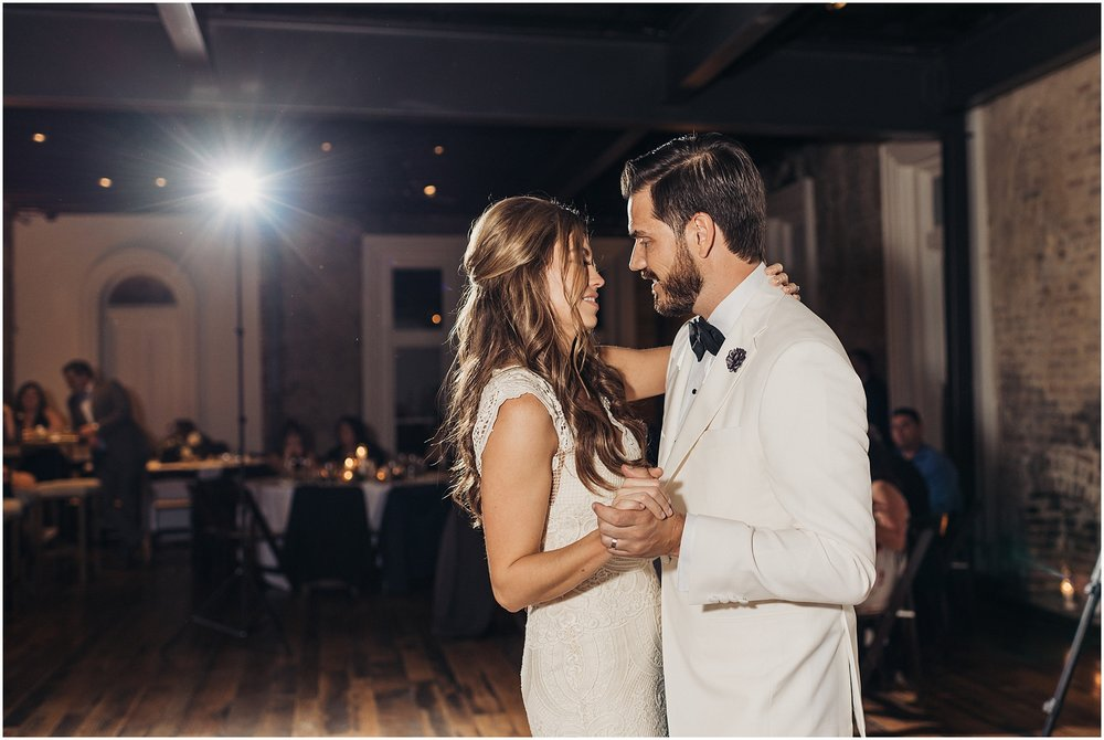 First dance at The Cordelle