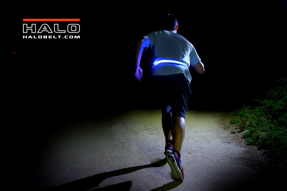 Running/Jogging Nighttime visibility