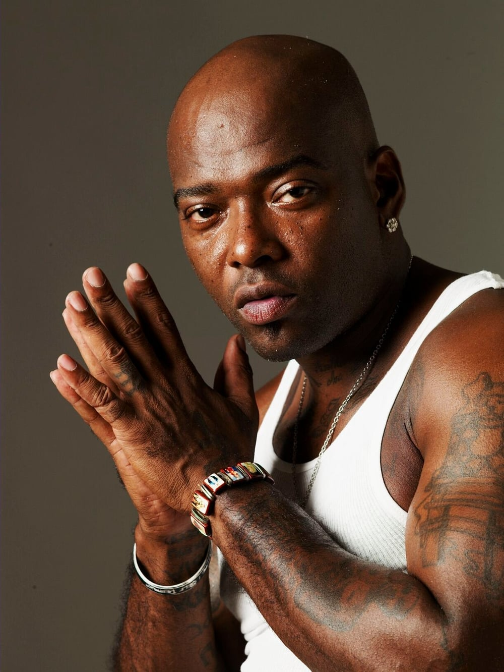 Treach from Naughty By Nature,