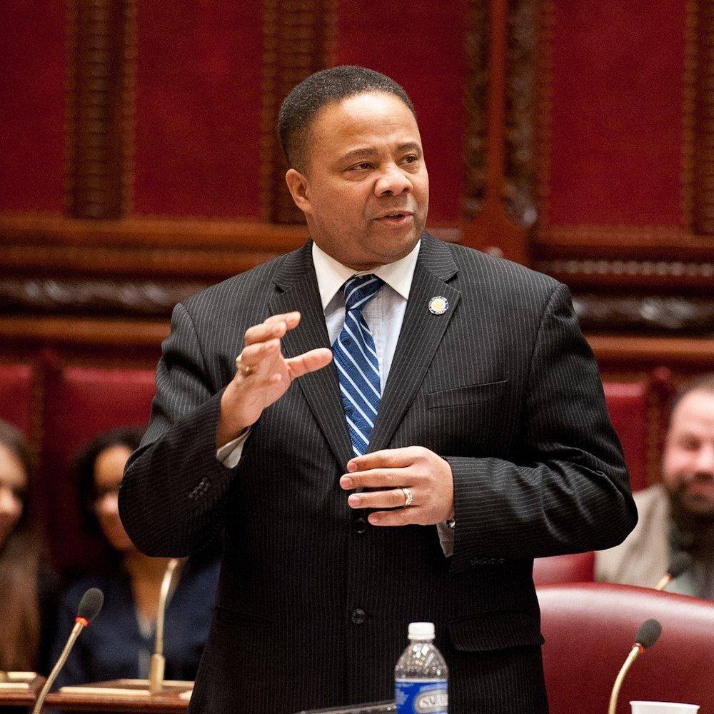 Senator Jesse Hamilton