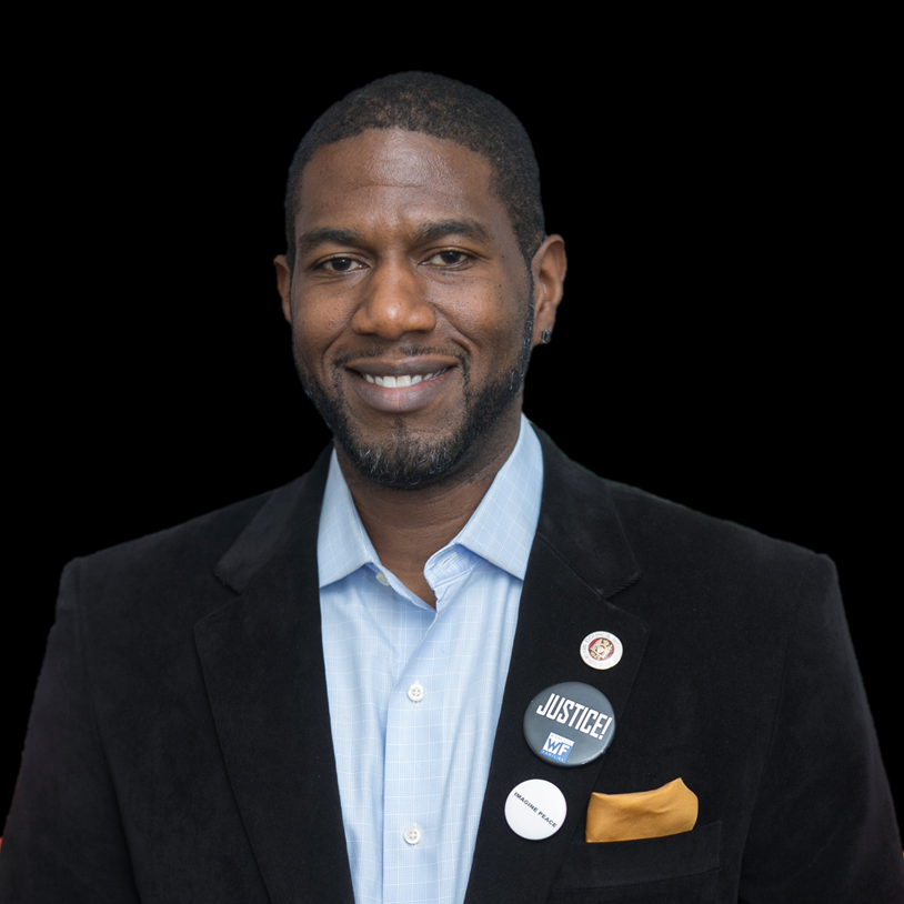 Council Member Jumaane Williams