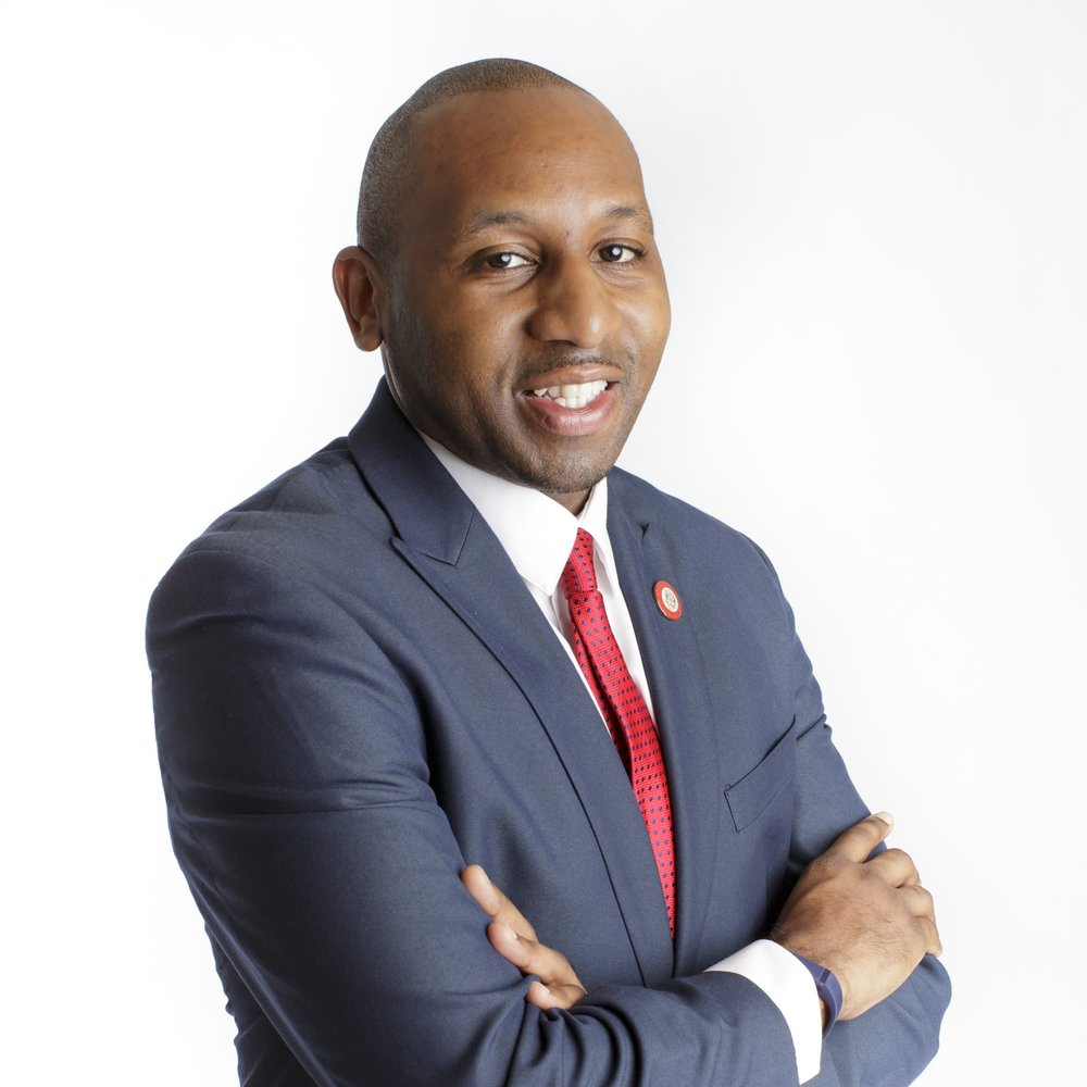 Council Member Donovan Richards