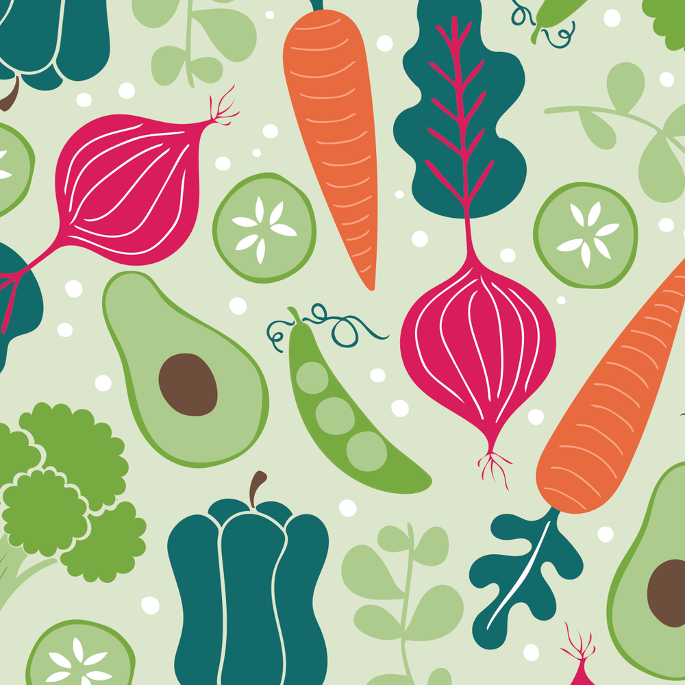 Veggies by Pace Creative Design Studio