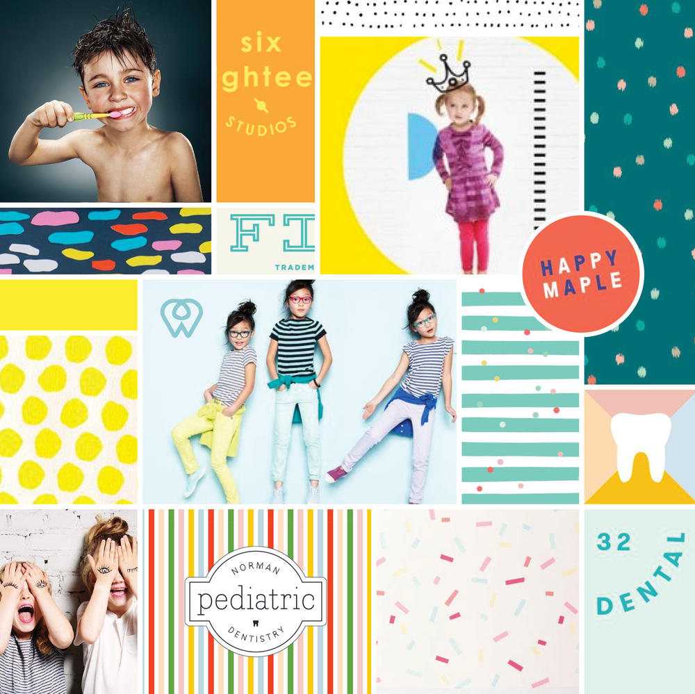 visual brand vibe: modern, fresh, approachable + trusted