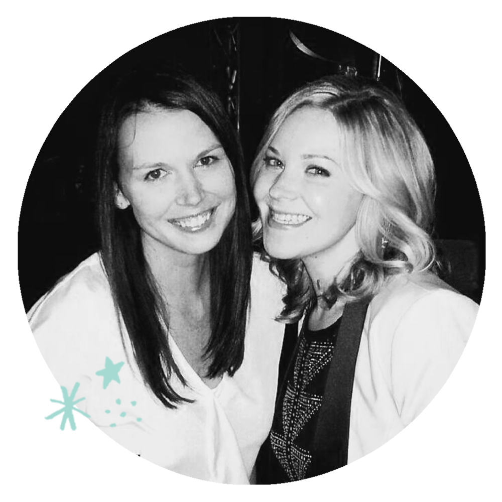 Art Cart founders – Jen and Amy