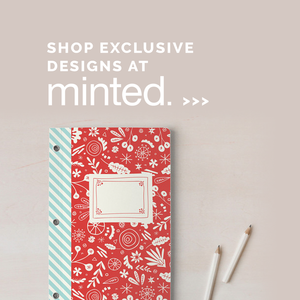 Shop exclusive Pace Creative designs at Minted.com