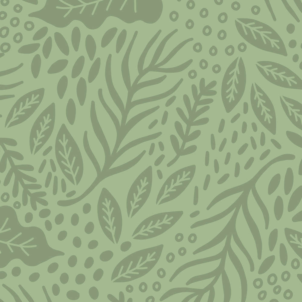 Rainforest pattern design by Pace Creative Design Studio