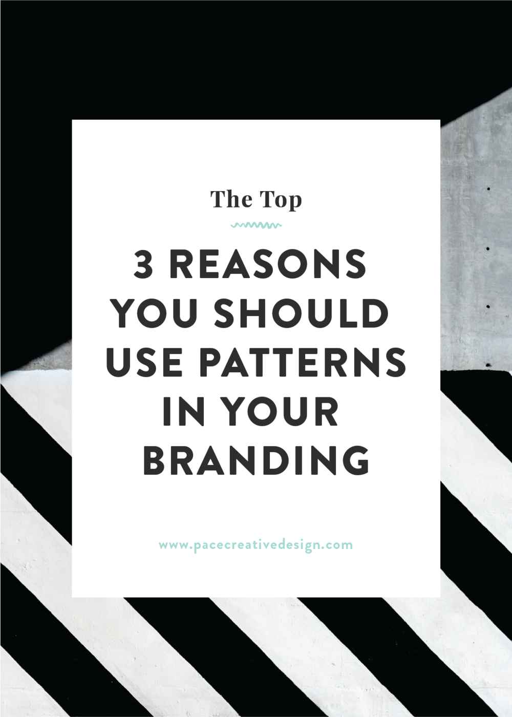 The Top 3 Reasons You Should Use Patterns in your Branding | Pace Creative Design Studio