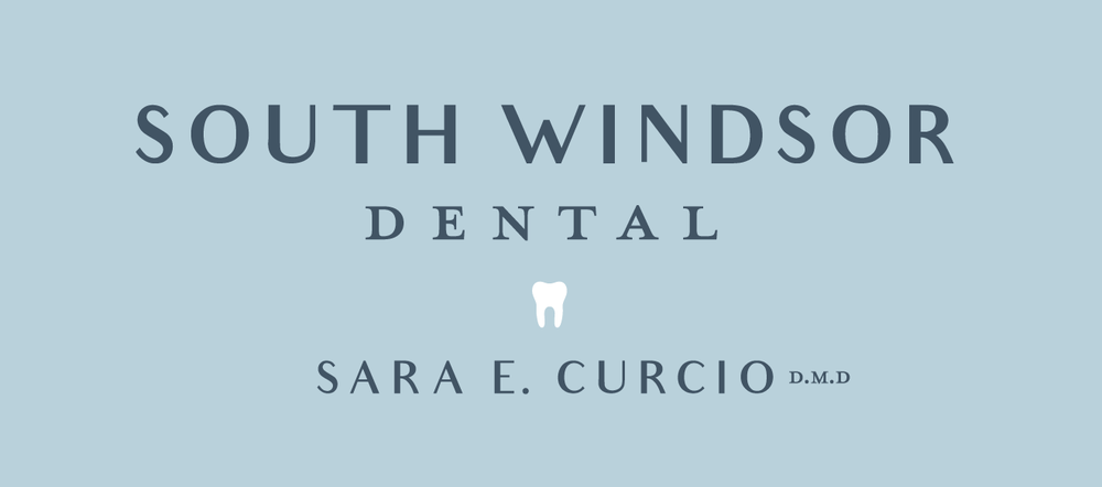 South Windsor Dental logo design by Pace Creative Design Studio