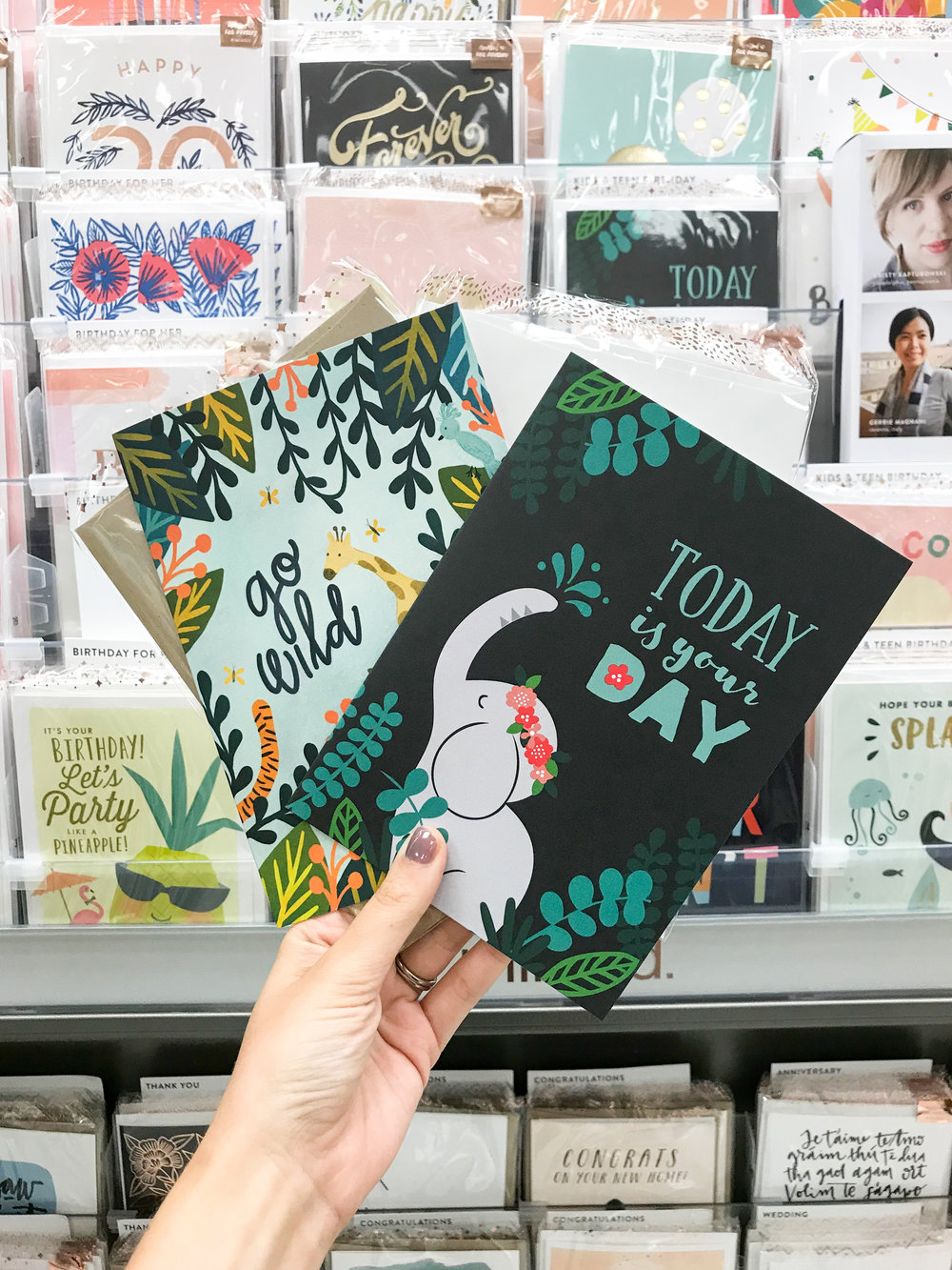Greeting card designs by Pace Creative Design Studio | Sold at Target