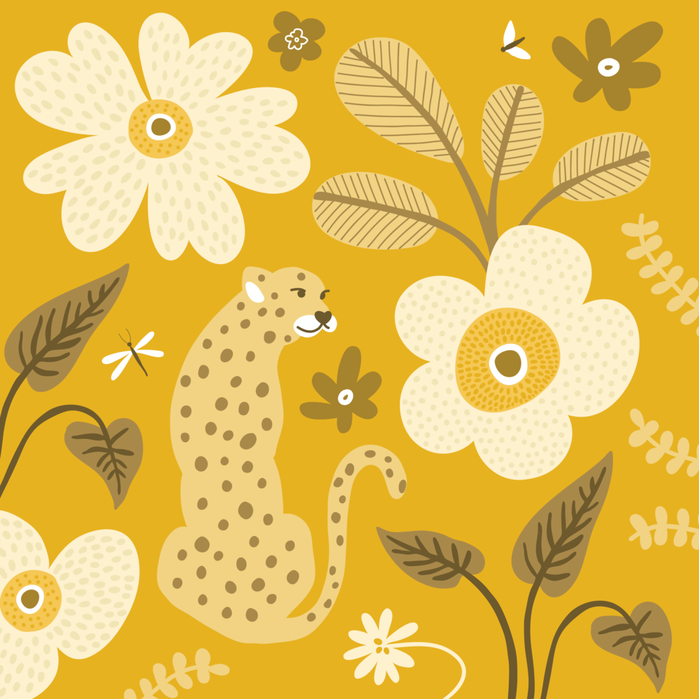 New Yellow Color Palette