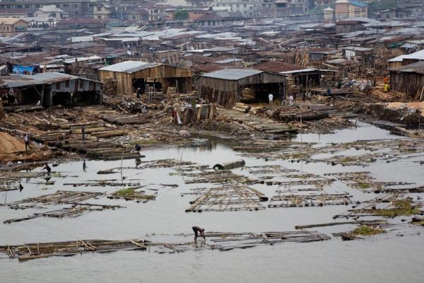 WaterslumsinNigeria