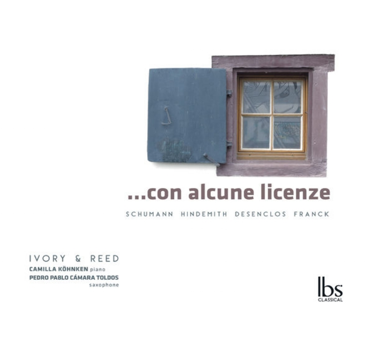"""...CON ALCUNE LICENZE""   IVORY&REED 2015   What is it that makes a concert an inspiring experience for the listener? This was the initial question in the process of planning this debut CD of the IVORY & REED. Obviously there are several possible ways towards this goal but the most appealing one for this project seemed to be offering a broad versatility in musical styles and thereby different ways of expression in a concert program setting..."